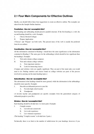007 Thumbnail Essay Example How To Do An Outline Astounding For Write A Formal Argumentative Create Persuasive Make Informative 360