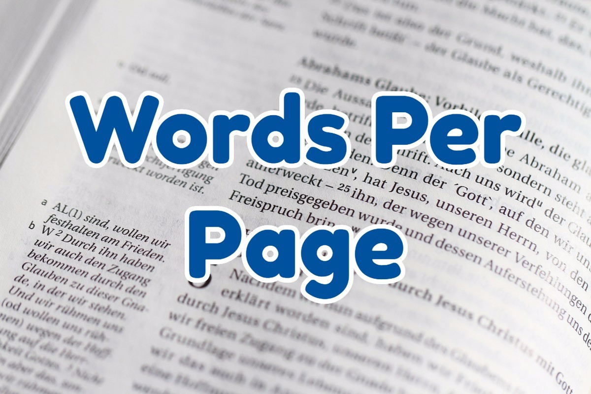 007 Words Per Page Word Essay Pages Dreaded 1000 Full