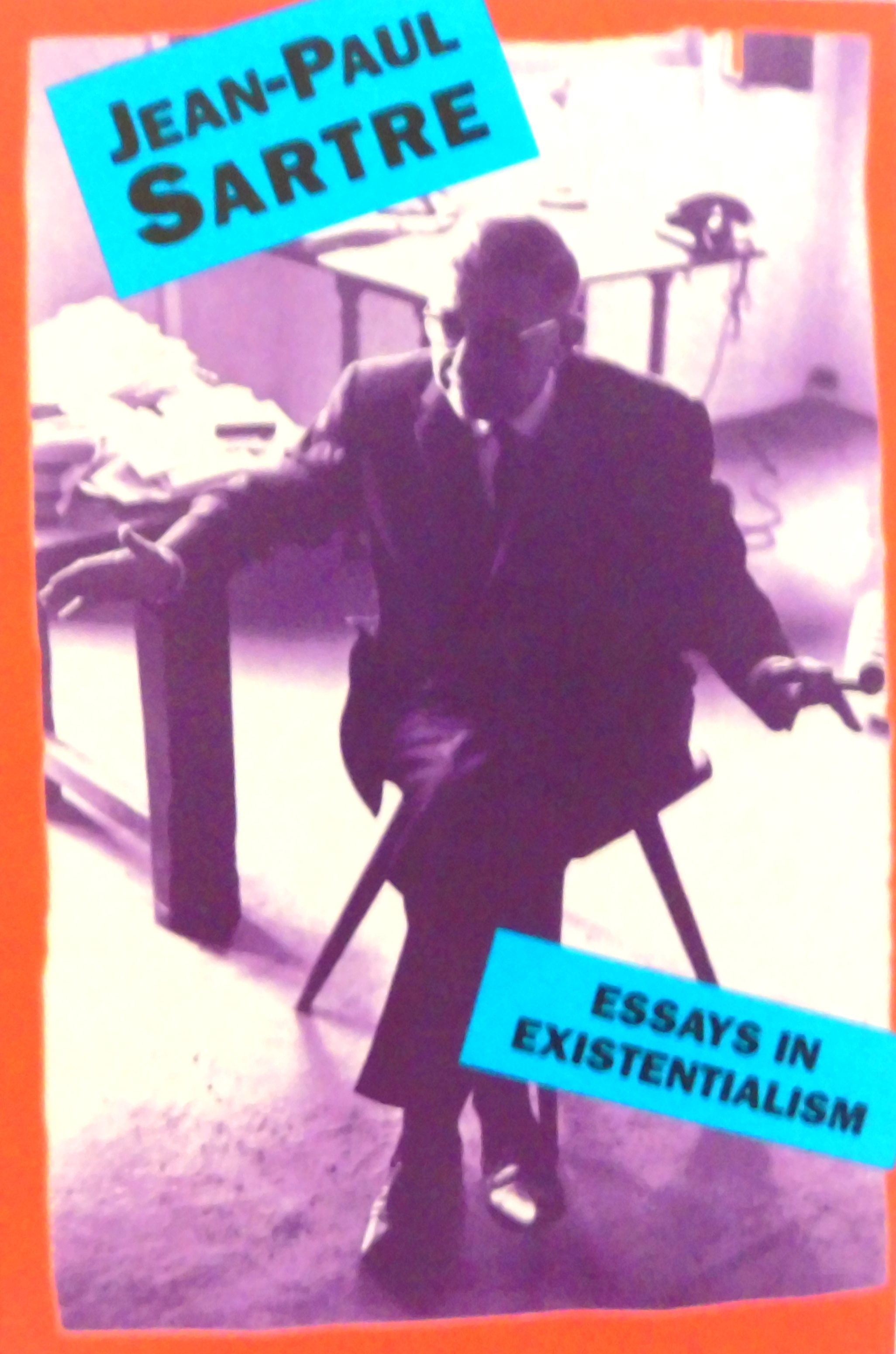 007 X Essay Example Essays In Outstanding Existentialism Pdf Sartre Full
