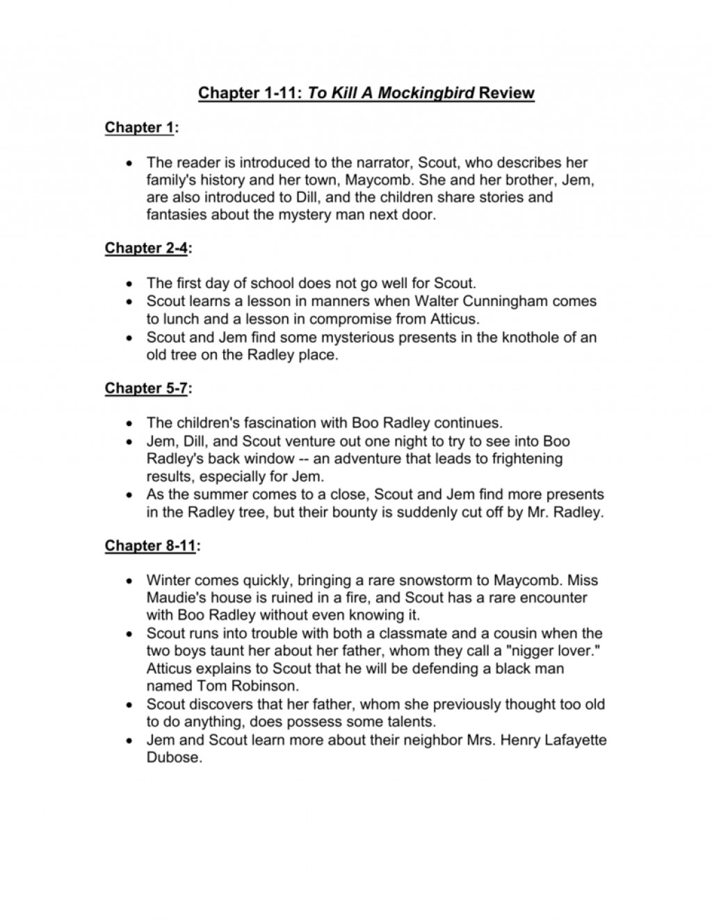 008 005916667 Essay Example Questions For To Kill Mockingbird Part Impressive A 1 Discussion Chapter 16 14 15 Large