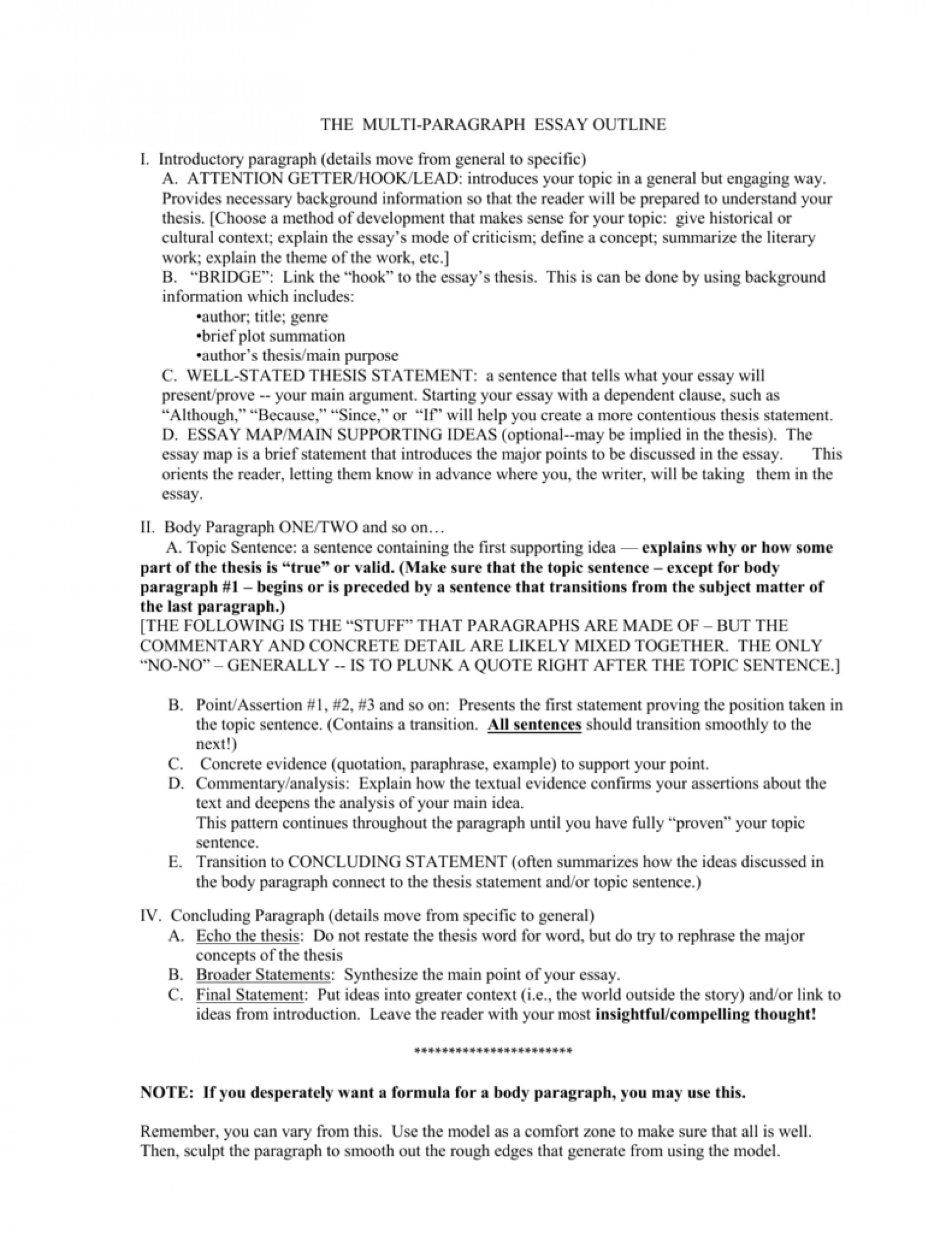 008 009020709 1 Essay Example Multi Best Paragraph Graphic Organizer Format 1920