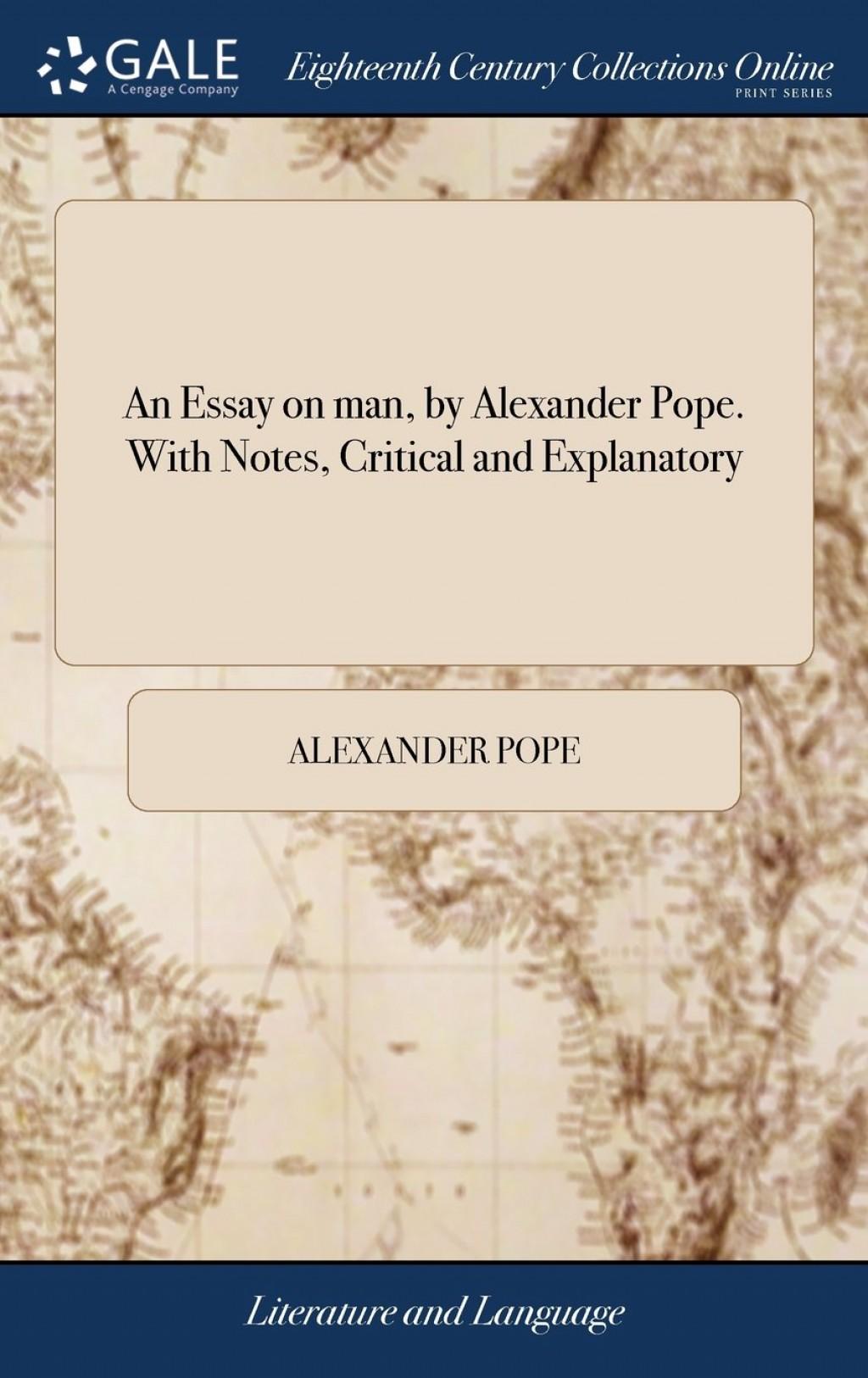 008 71v2b9xkvnpl Essay Example Alexander Pope On Dreaded Man Summary Epistle 2 Pdf Large