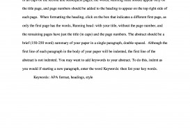 008 Apa Format Sample Essay Example Paper Scf Page Shocking Template Short Doc