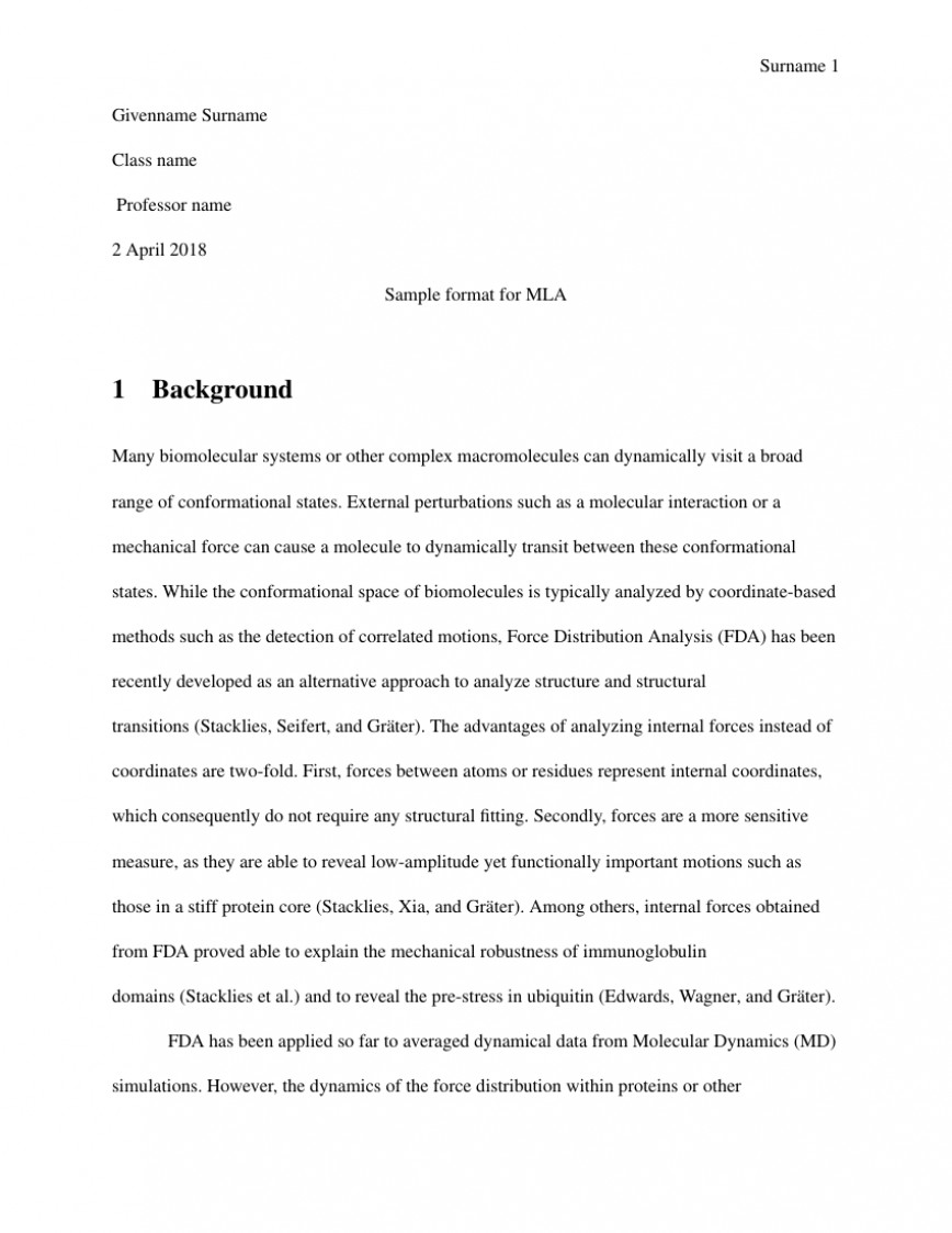 008 Article What Is Essay Format Sensational Mla Example Does Short Mean