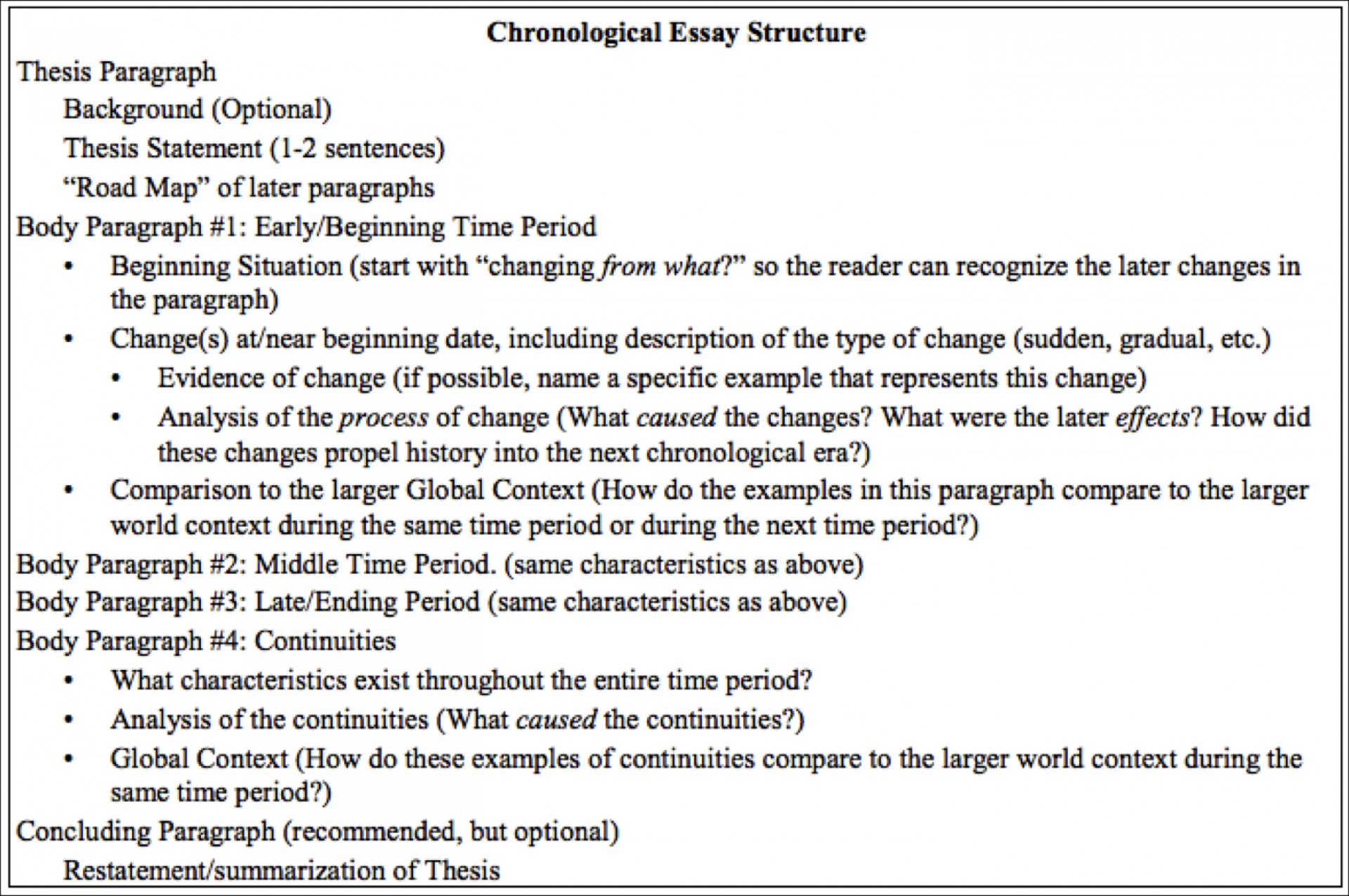 008 Ccot20essay20structure Essay Example Structure Incredible Types Pdf Organizational 1920