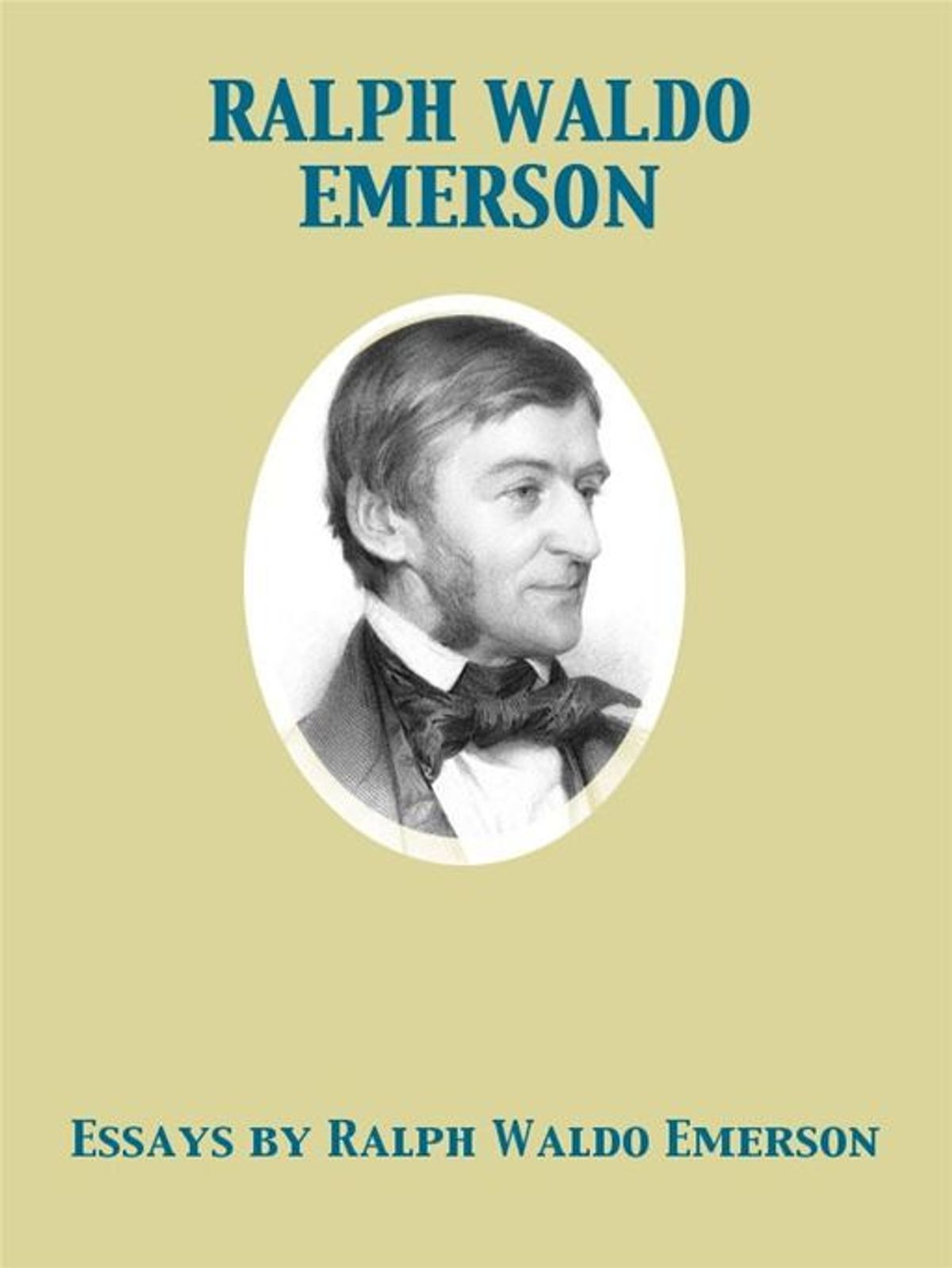 008 Emerson Essays By Ralph Waldo Essay Dreaded Self Reliance And Other Second Series Nature Full