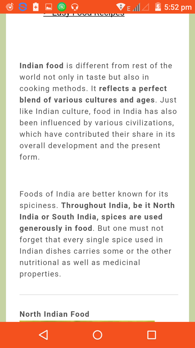 essay about indian food example  thatsnotus  essay about indian food example