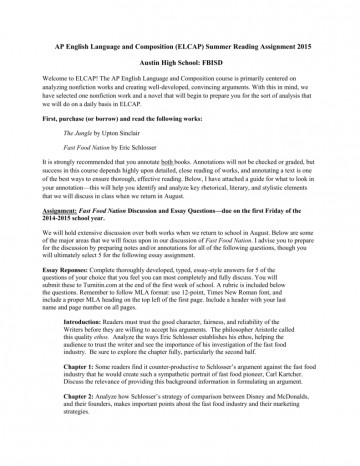 008 Essay Example 008036586 1 Fast Stunning Food Nation Outline Titles Introduction 360