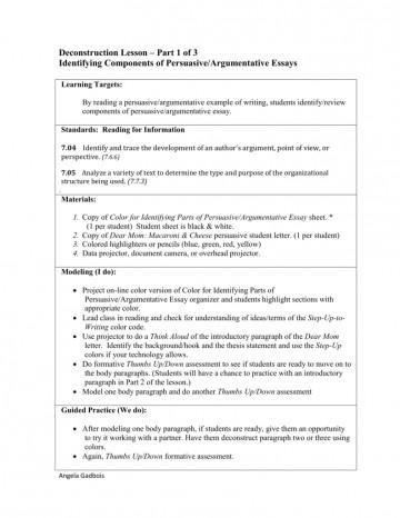 008 Essay Example 008053854 1 Parts Of Imposing 6 A Persuasive 360