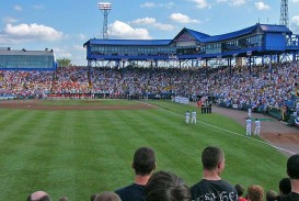 008 Essay Example 1024px College World Series 2006  Finals Game 2 Opening On Phenomenal Stadium A Newly Renovated Cricket Watching Match In Hindi