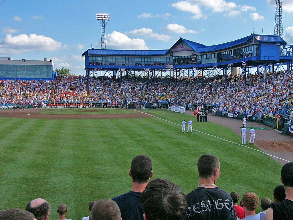 008 Essay Example 1024px College World Series 2006  Finals Game 2 Opening On Phenomenal Stadium A Newly Renovated Cricket Watching Match In HindiFull