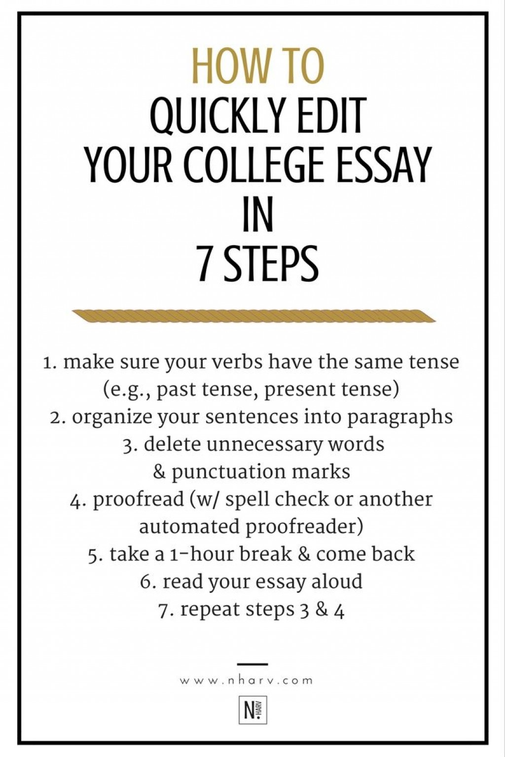 008 Essay Example College Editing Amazing Best Services Application Free Checklist Large
