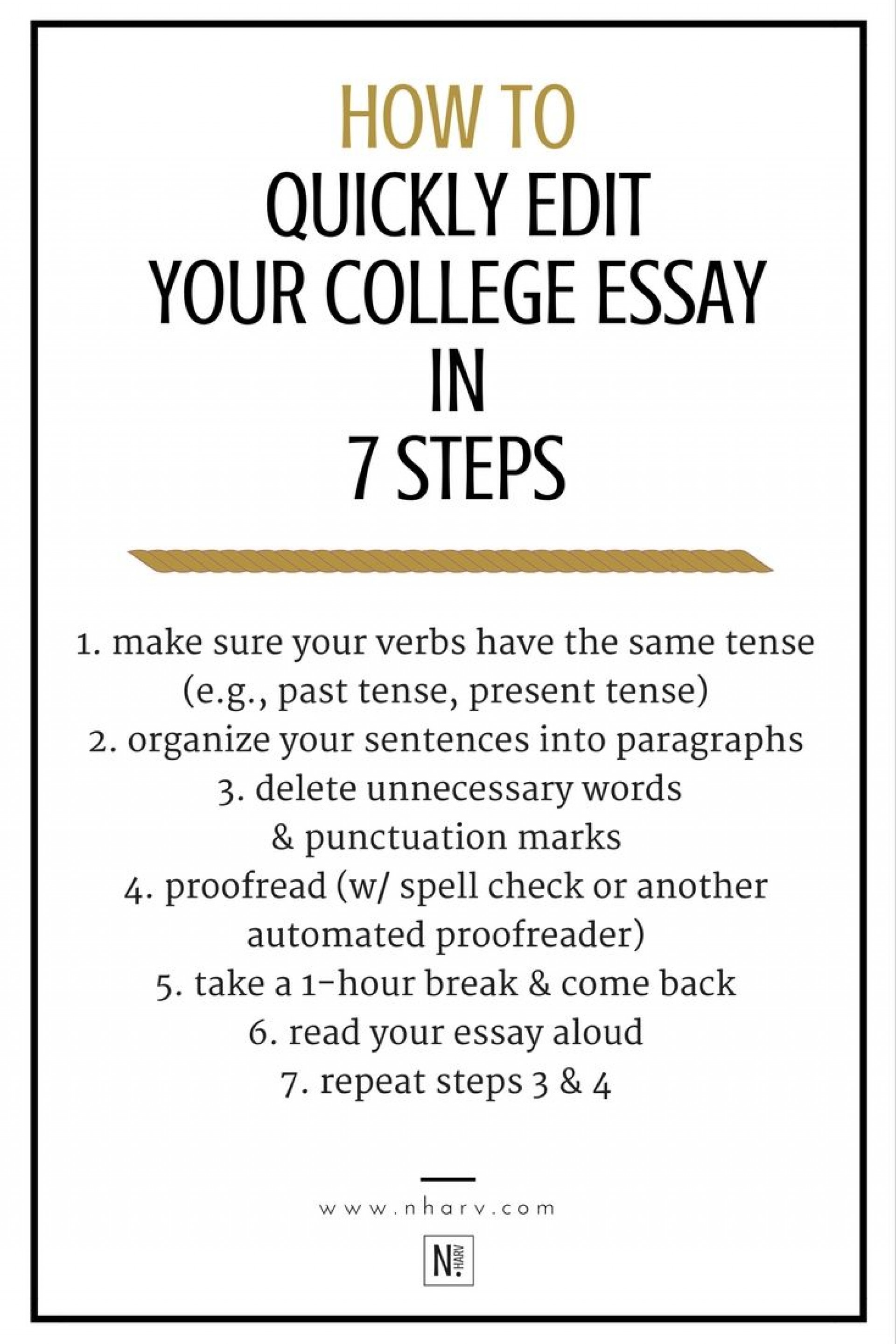 008 Essay Example College Editing Amazing Best Services Application Free Checklist 1920