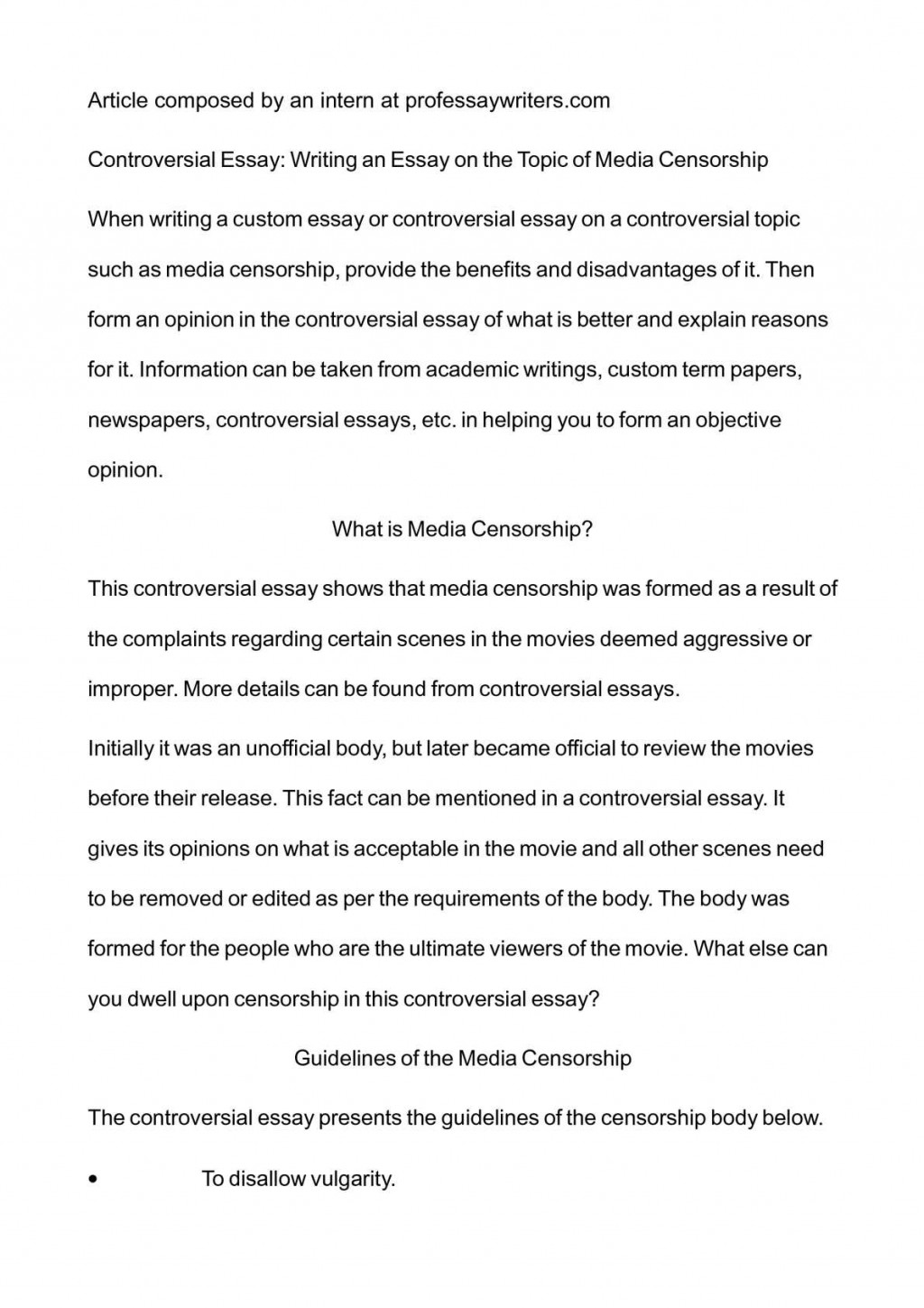 008 Essay Example Controversial Best Topics For High School Students Outline Format On Immigration Large