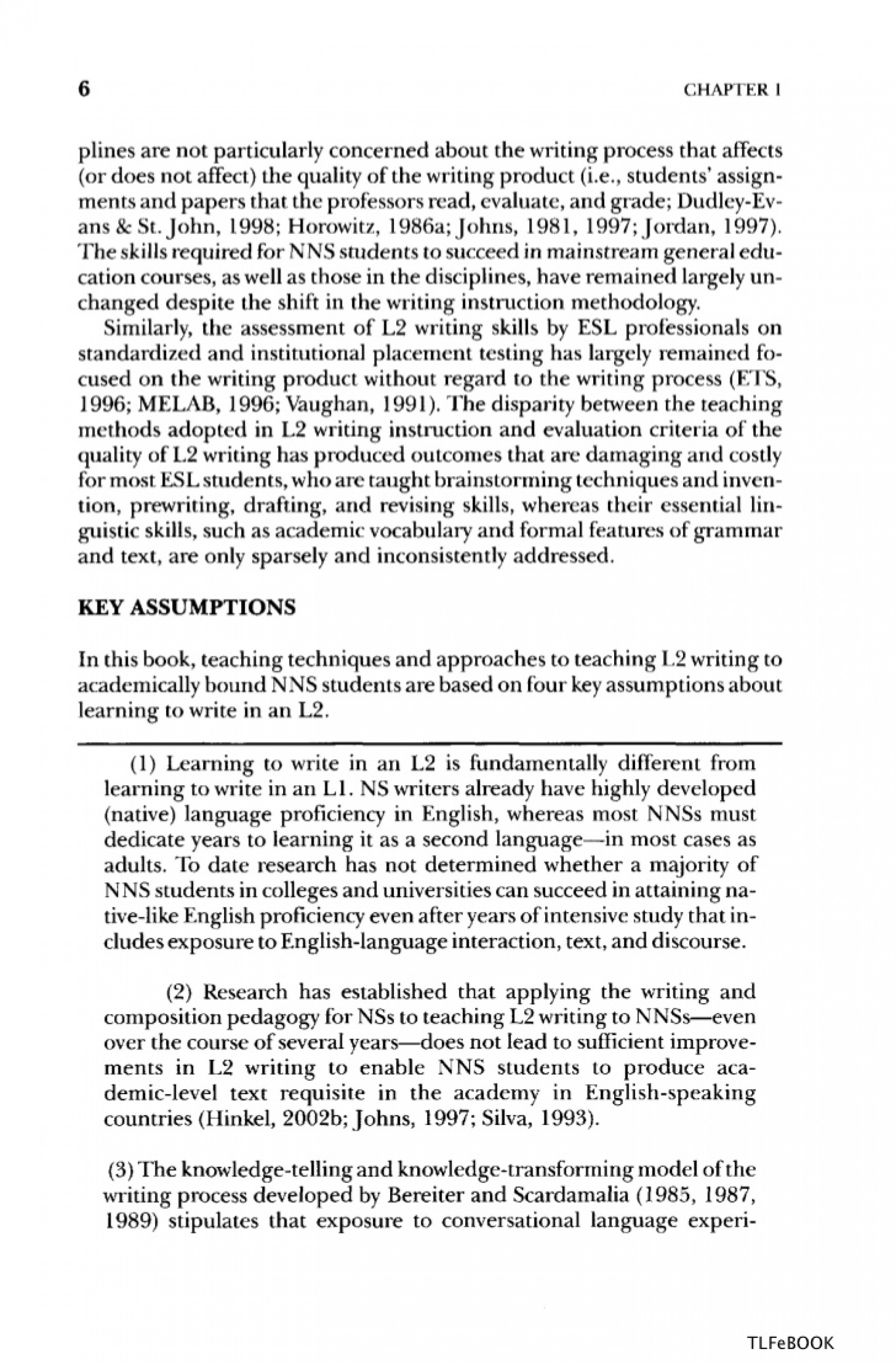 008 Essay Example English Teaching Academic Esl Writing Practical Techniques In Vocabulary And Grammar On Top Football Match For Class 7 Player 1920