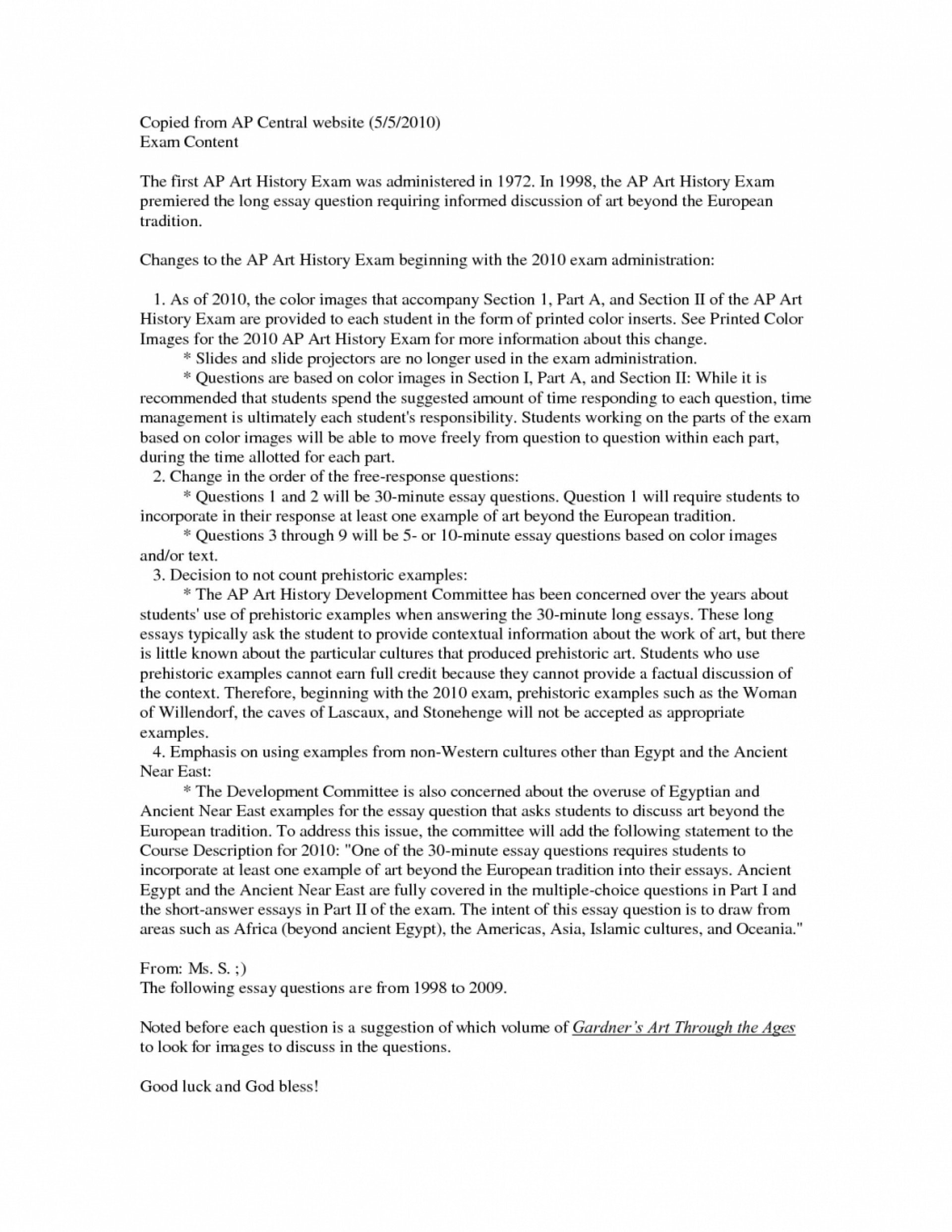 Dialogue interview essay