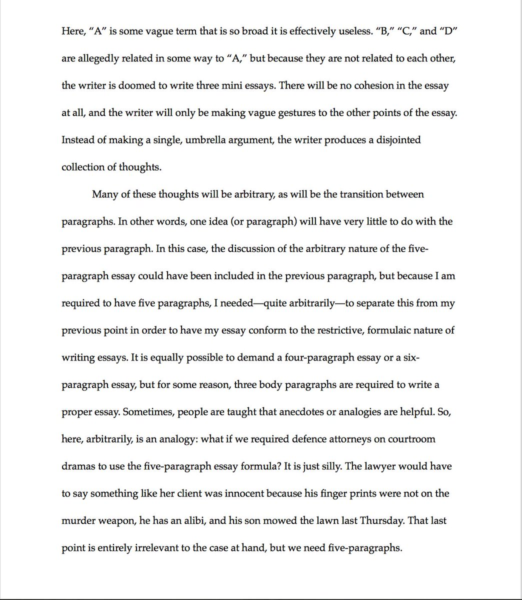 008 Essay Example How Many Paragraphs Are In Formidable A Argumentative Thematic Synthesis Full