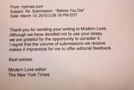 008 Essay Example Img 1382 Modern Love Phenomenal Essays Contest Winner Amy Rosenthal
