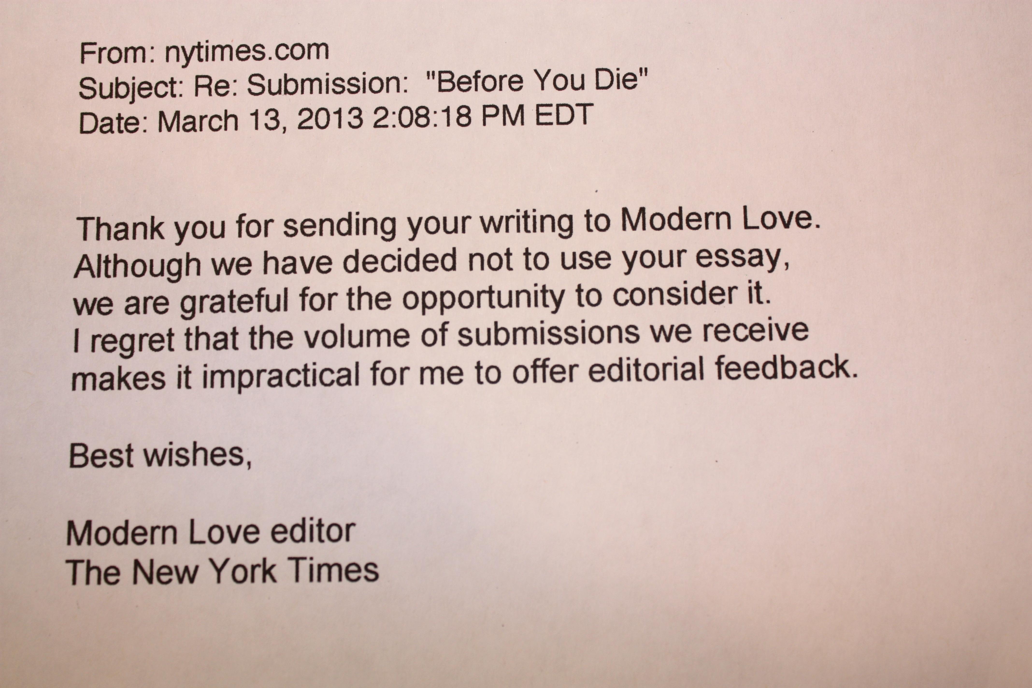 008 Essay Example Img 1382 Modern Love Phenomenal Essays Contest Winner Amy Rosenthal Full