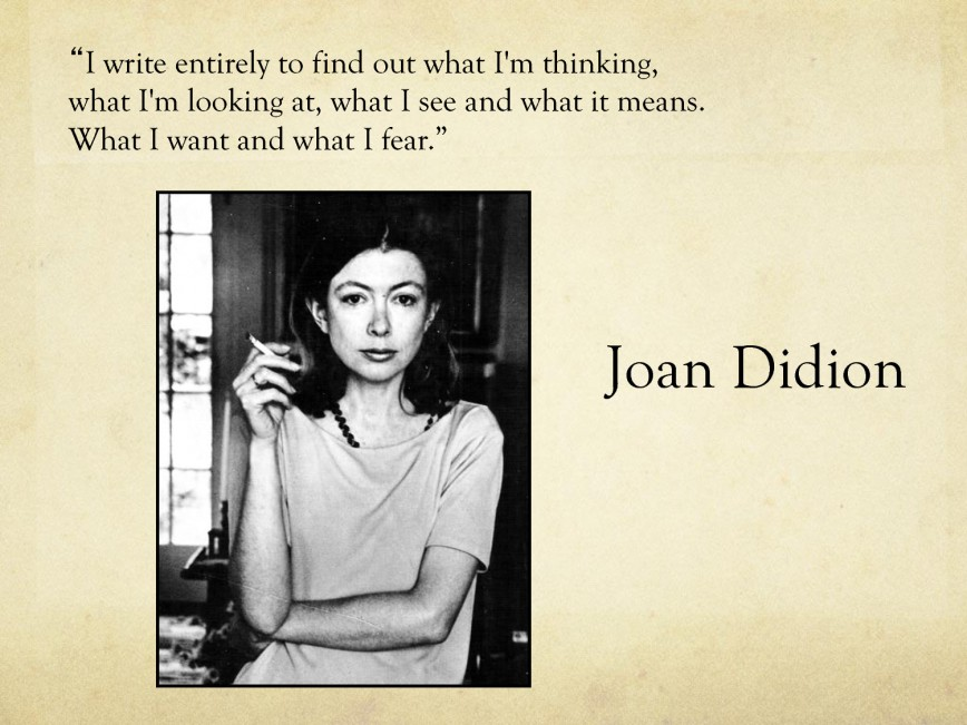 008 Essay Example Joan Didion Singular Essays Collections On Santa Ana Winds Amazon 868