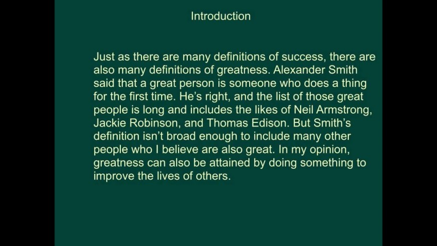 008 Essay Example Maxresdefault Of Marvelous Expository Introduction Samples Essays For Middle School