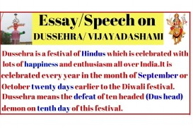 008 Essay Example Maxresdefault On Dussehra Festival In Surprising English
