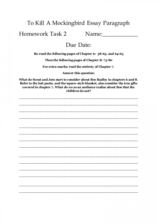 008 Essay Example Mockingbird Mini To Kill Paragraph Minimum Wage Research Paper Outline Miniessay2 Tokillamockingbirdessayparagraph Thumbn Beautiful On Argumentative Raising Persuasive Increase Free 1920