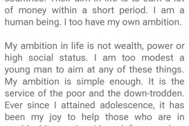 008 Essay Example Of Ambition Awesome On Lady Macbeth's Short My Life To Become A Pilot