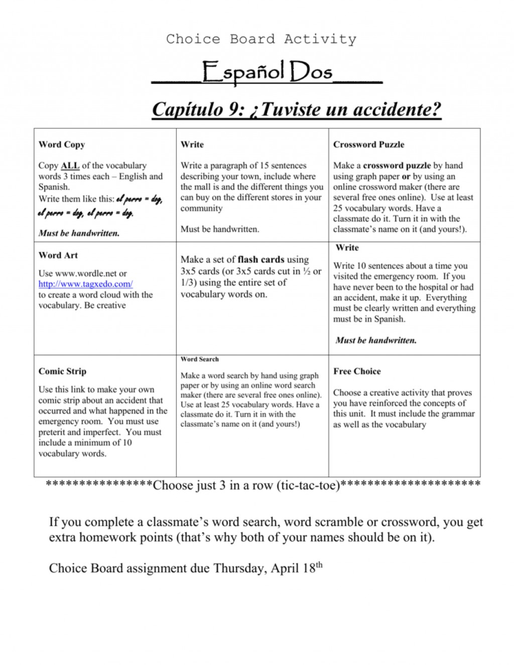 008 Essay Example Political Crossword 008954236 1 Dreaded Clue Large