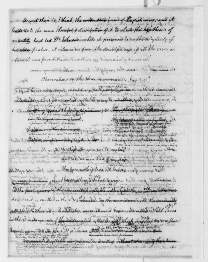 008 Essay Example Thomas Jefferson To Francois Jean Chevalier Chastellux October With Magnificent Free Thesis Outline