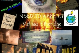 008 Essay Example Visual I Need To Wake Up Melissa Etheridge Verbal Shocking Response Examples Literacy Arts