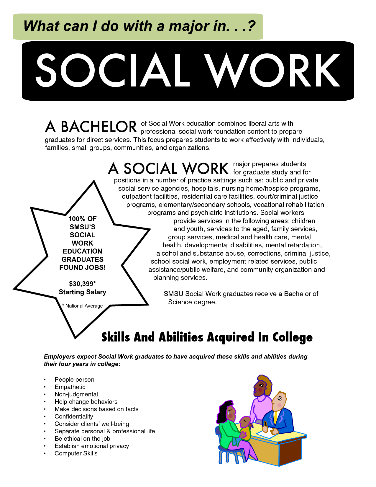 008 Essay Example Why I Want To Social Outstanding Be A Worker Study Work Do Become Became Full
