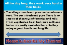 008 Essay Life In Village Maxresdefault Impressive A On Indian English