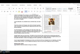 008 Essay On Is Google Making Us Stupid Example Article Response To Summary Examples Of Analysis Persuasive About Topics Reasons Why Nicholas Carr Student 6th Archaicawful Audio And Pdf