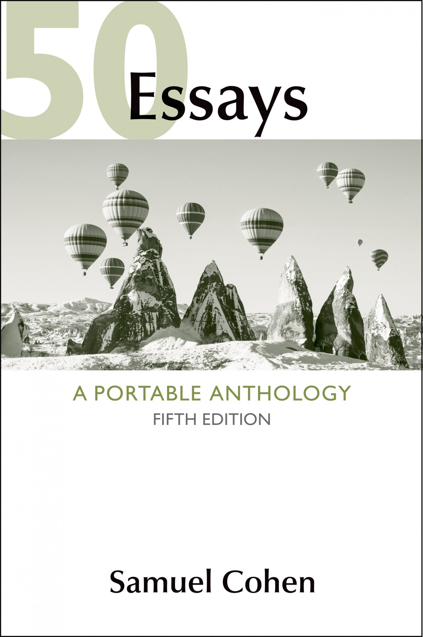 008 Essays Table Of Contents Essay Example Best 50 A Portable Anthology 4th Edition Great 1400
