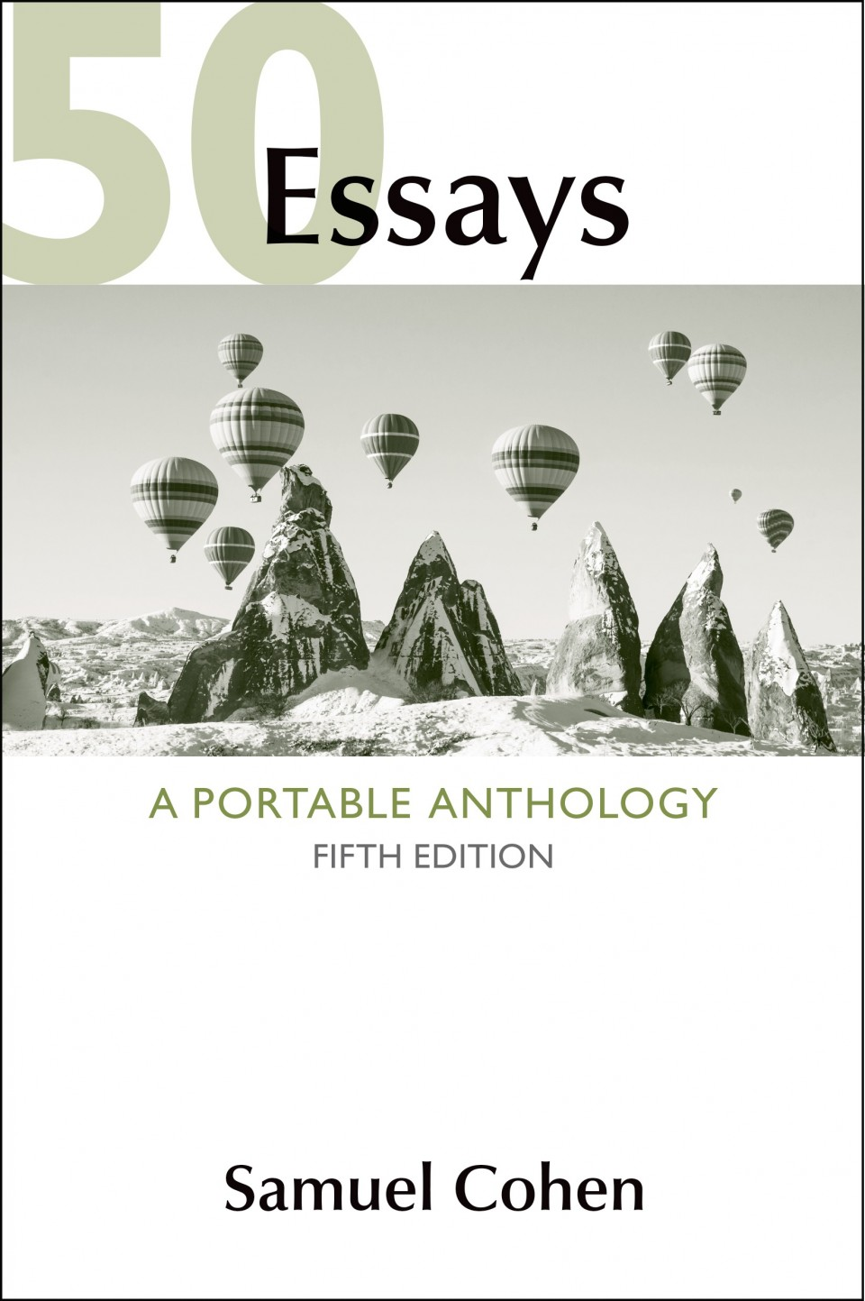 008 Essays Table Of Contents Essay Example Best 50 Great A Portable Anthology 4th Edition 960