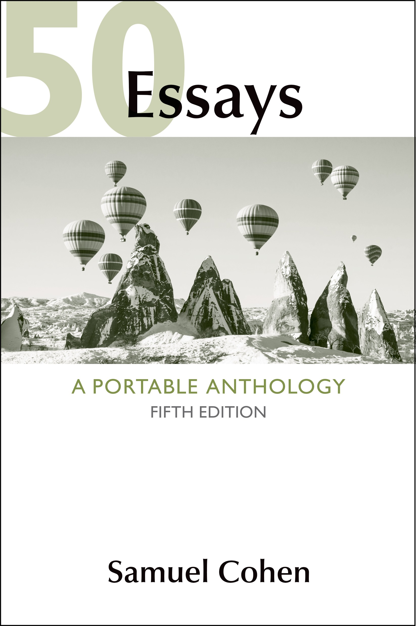 008 Essays Table Of Contents Essay Example Best 50 Great A Portable Anthology 4th Edition Full