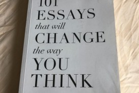 008 Essays That Will Change The Way You Think Essay Example 101 Brianna West 1530503280 2173f4f9 Unusual Book Depository Barnes And Noble Review