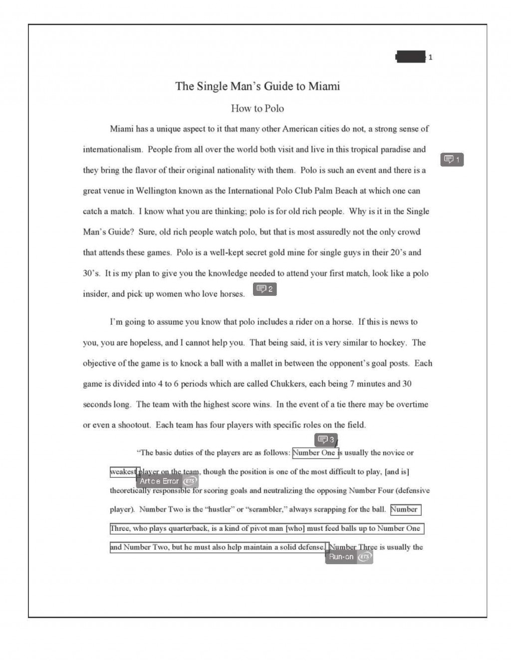 008 Example Of An Essay About Education Examples Informative Essays Writing Utopia Instruction Final How To Polo Redacted P Quiz Prewriting Quizlet Sensational Write 4th Grade Thesis Large