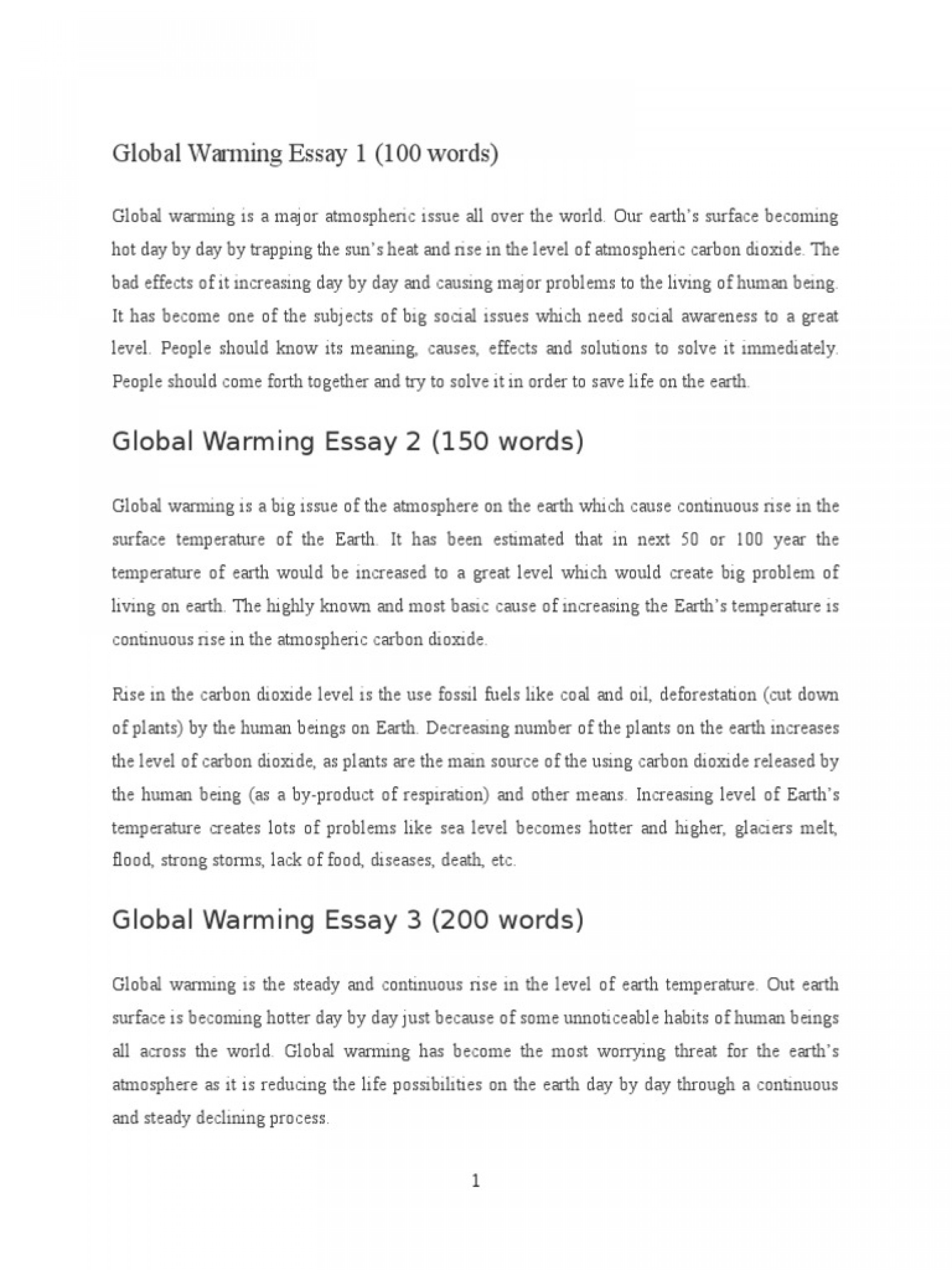 008 Global Warming Essay 1 5882e593b6d87f85288b46ba Unusual Hook Conclusion Outline 1920