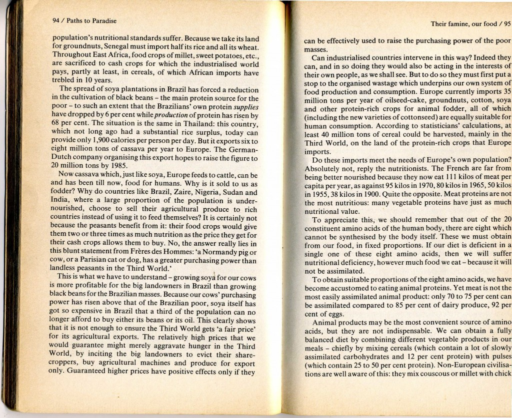 008 Gorz Short Essay On Famine Marvelous Large