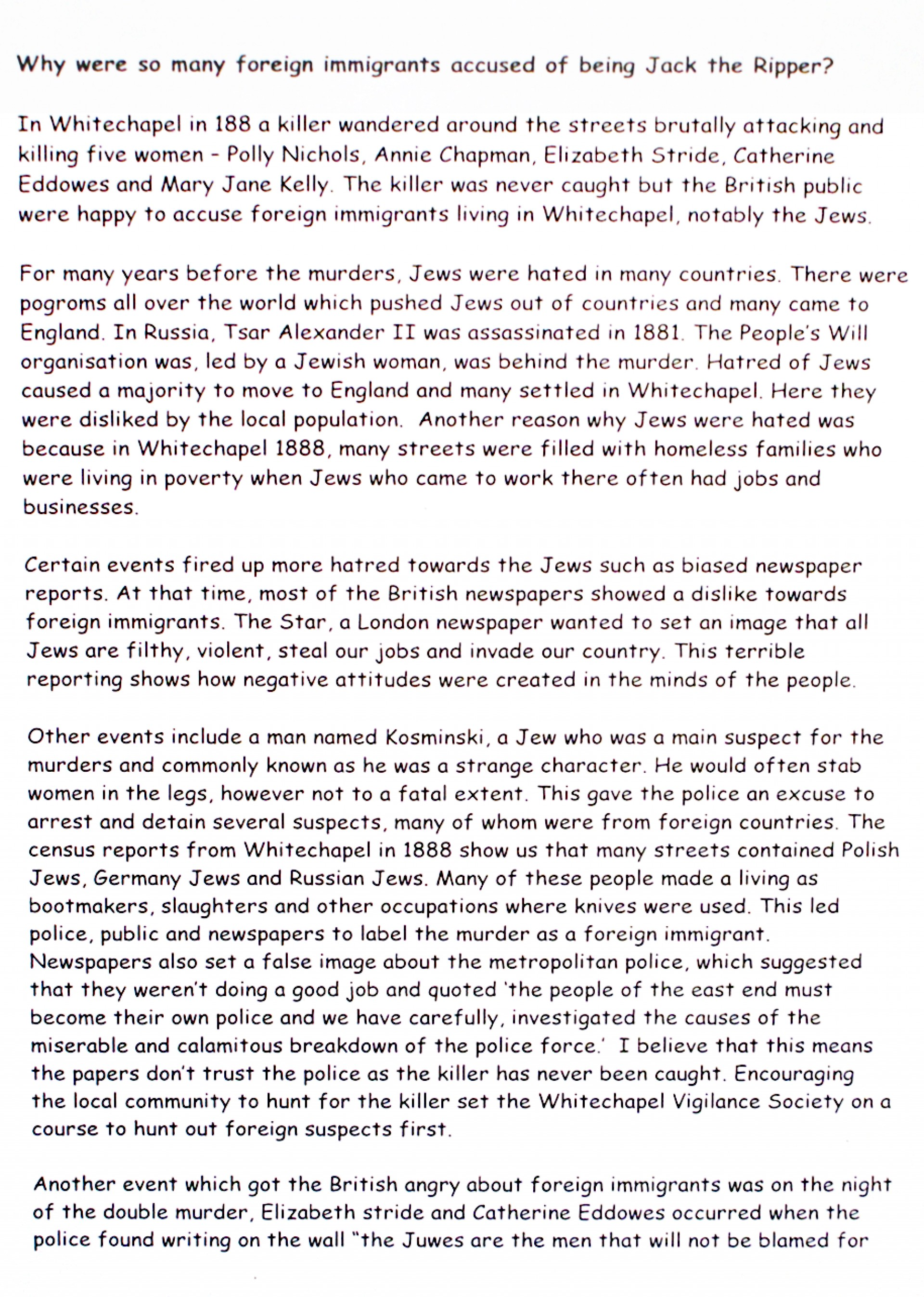 008 History Essay Example History20level207201 120a Tcm8 Beautiful Introduction Pdf A Level 1920
