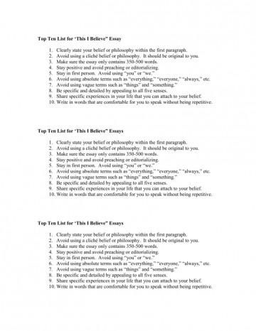 008 I Belive Essays 007293020 1 Essay Surprising Believe About Sports Ideas 360