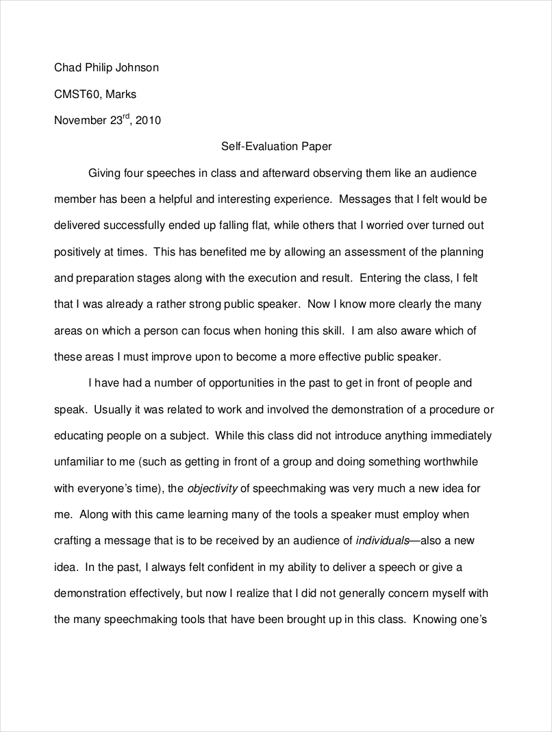 008 Ideas Of Examples Evaluation Essayn Example Who Am Amazing I Essay For Students College How To Write A Good 'who I' Full