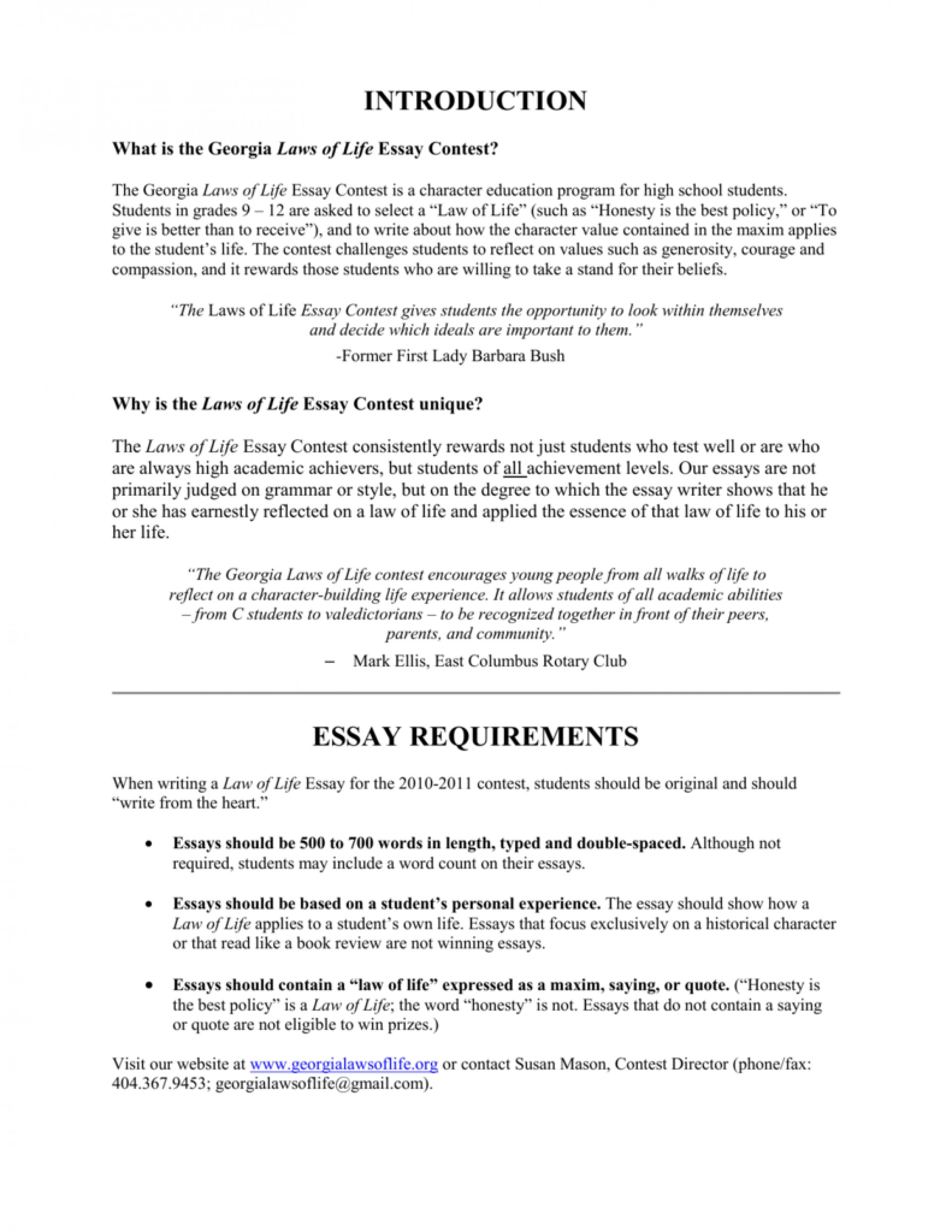 008 Importance Of Character Building Essay 008039774 1 Frightening 1920