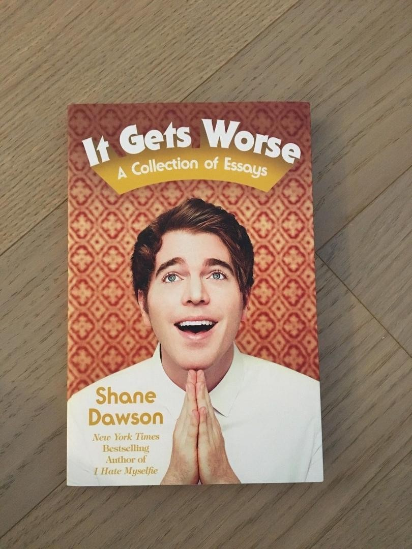 008 It Gets Worse Collection Of Essays Shane 1 F7b9e1d2a8124886d4bb8fcadcc51e82 Essay Impressive A Epub Pdf Full