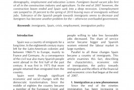 008 Largepreview Essay Example Immigrants Excellent Problems Face Immigrant Issues