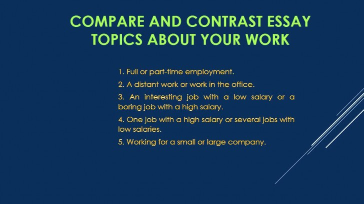 008 Maxresdefault Contrast Essay Topics Astounding Examples Compare High School Middle 728