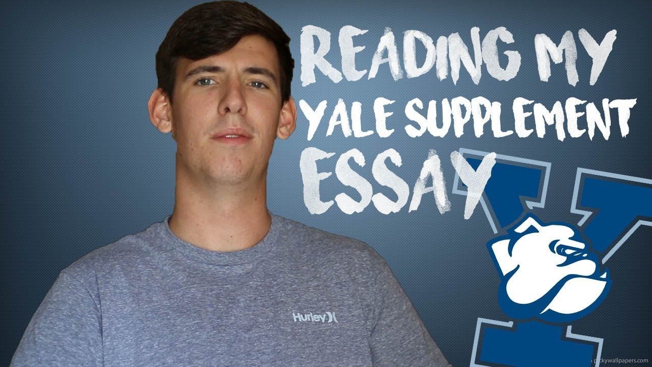 008 Maxresdefault Essay Example Yale Amazing Supplement Prepscholar Guide Full