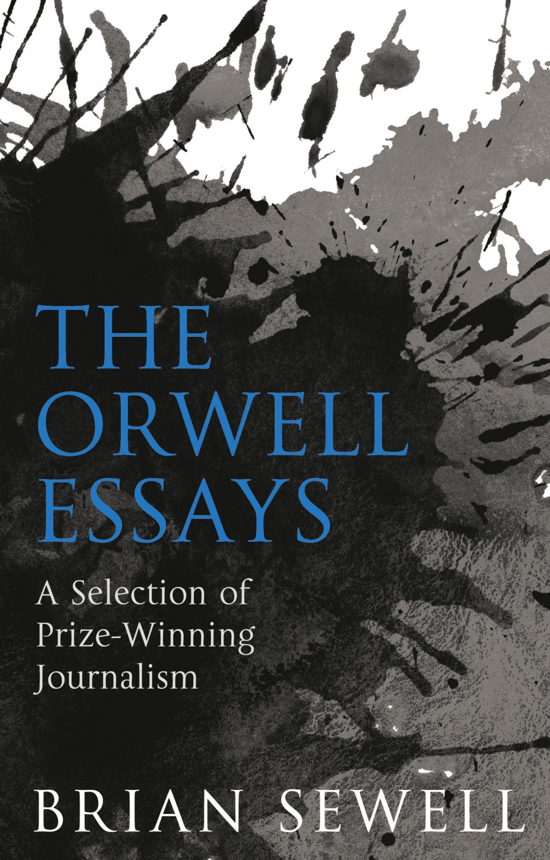 008 Orwell Essays Essay Singular Amazon Pdf Epub 1920